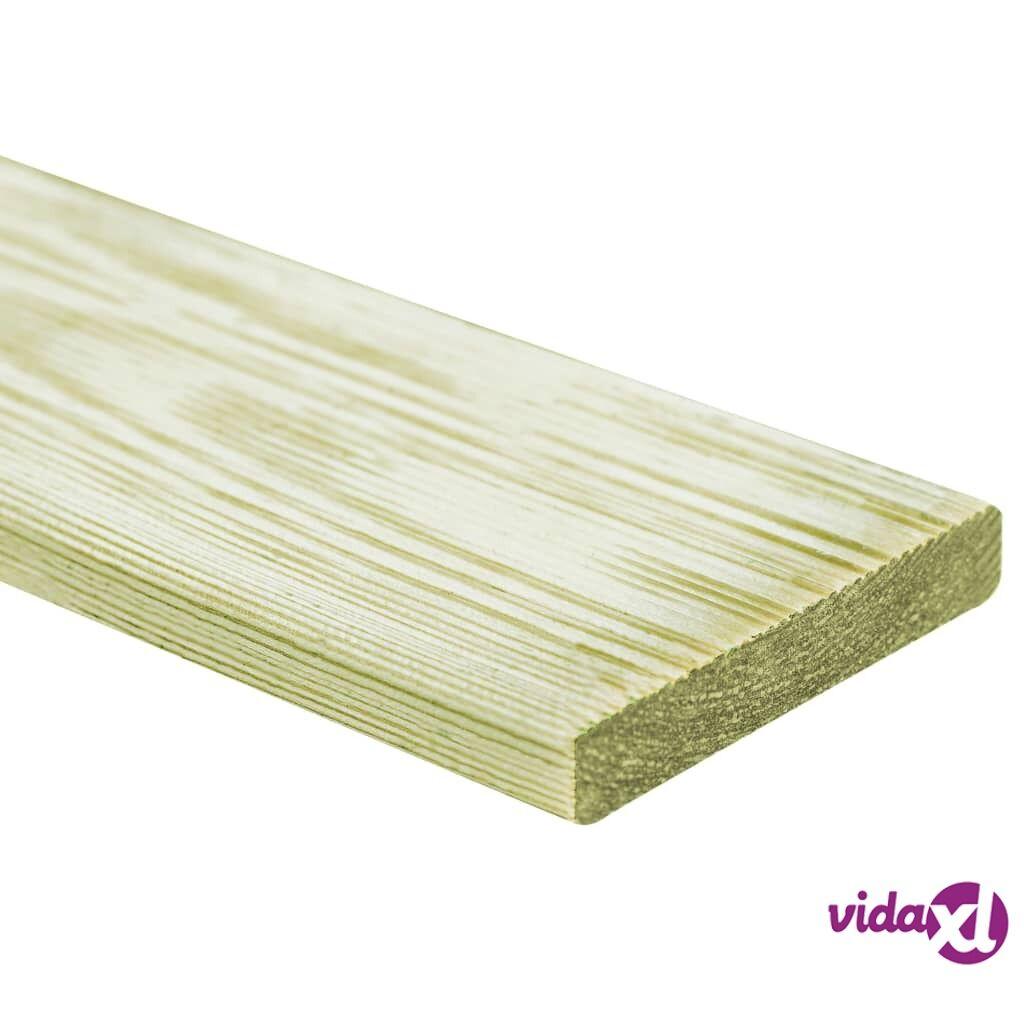 Image of vidaXL Terassilaudat 10 kpl 1,87 m² FSC-puu