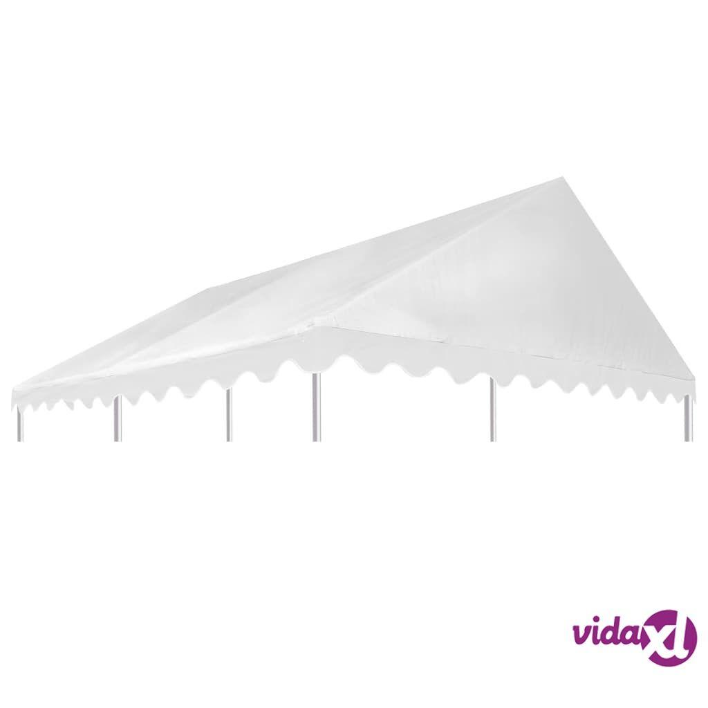 Image of vidaXL Huvimajan katto PVC 500 g/m² 3x4 m valkoinen