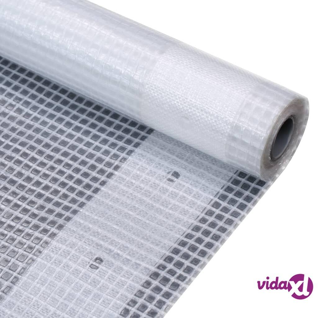 Image of vidaXL Leno suojapeite 260 g/m² 2x5 m valkoinen