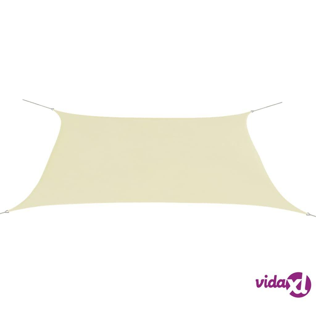 Image of vidaXL Aurinkopurje Oxford-kangas suorakaide 2x4m kerma