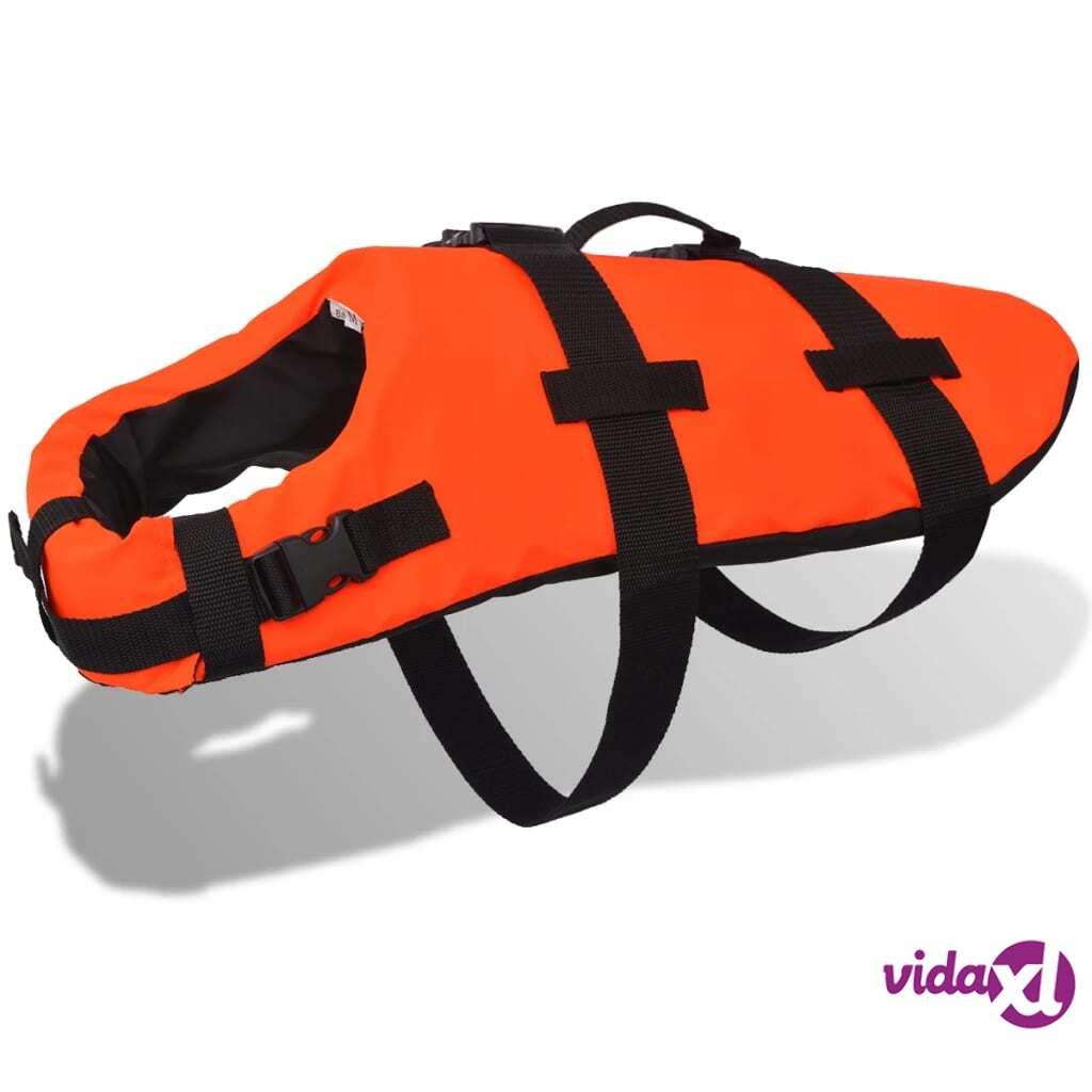Image of vidaXL Koiran pelastusliivit M Oranssi