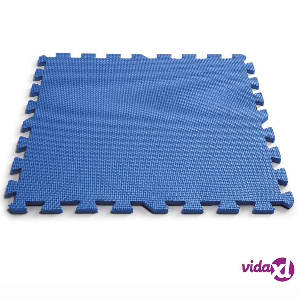 Intex Uima-altaan pohjasuojat 8 kpl 50x50 cm sininen