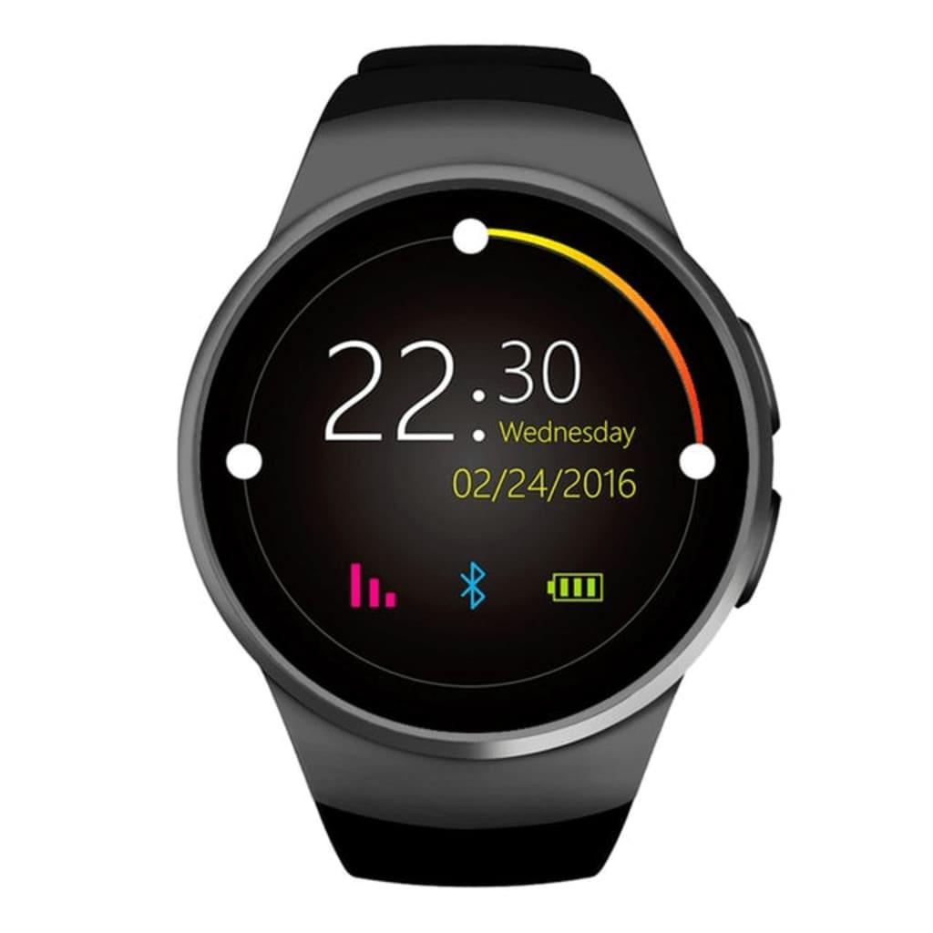 eStore KW18 Smartwatch - Black