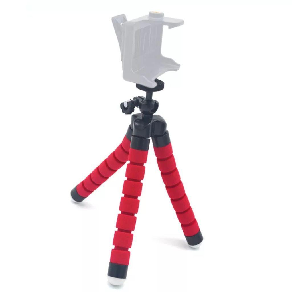 eStore Floating handle for GoPro Hero 2 3 3+ 4 4+ - Red