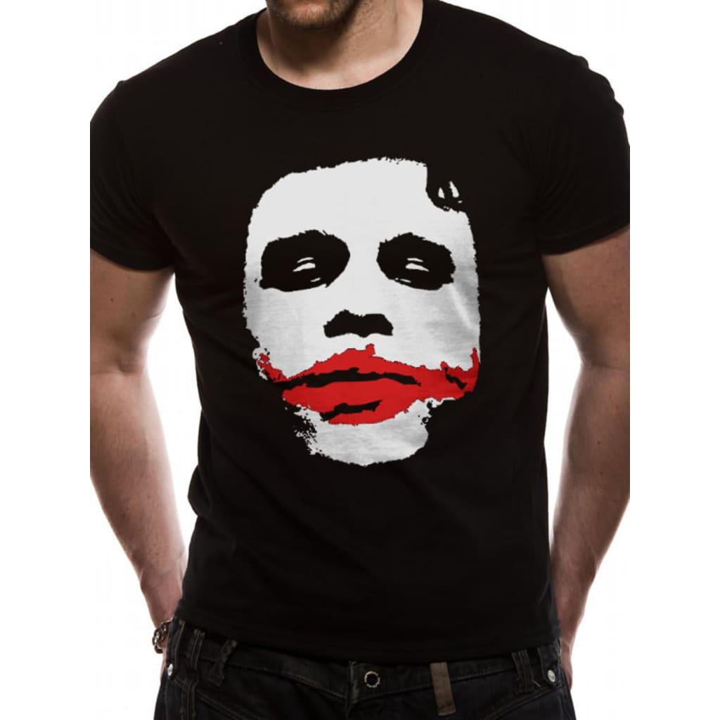 Batman The Dark Knight - Joker Big Face  T-Paita