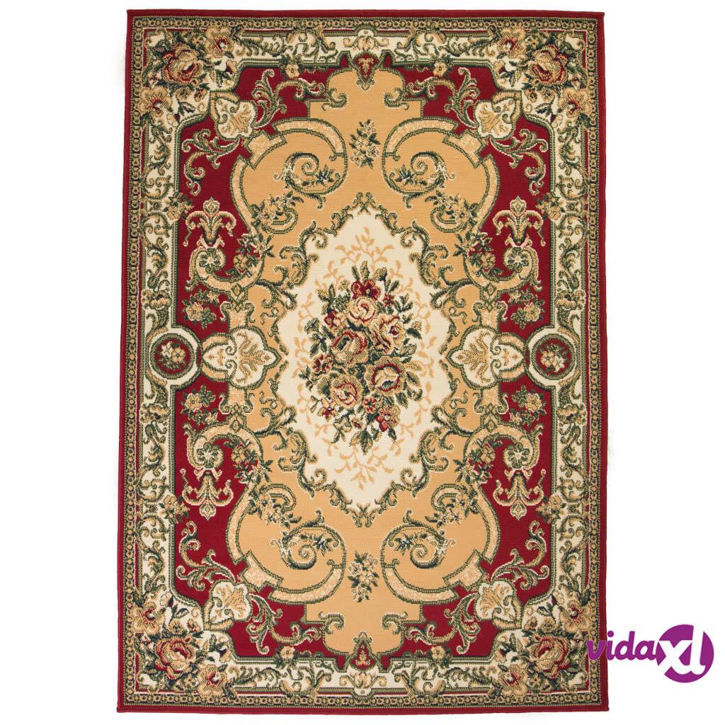 Image of vidaXL Itämainen matto Persialainen tyyli 120x170 cm punainen/beige