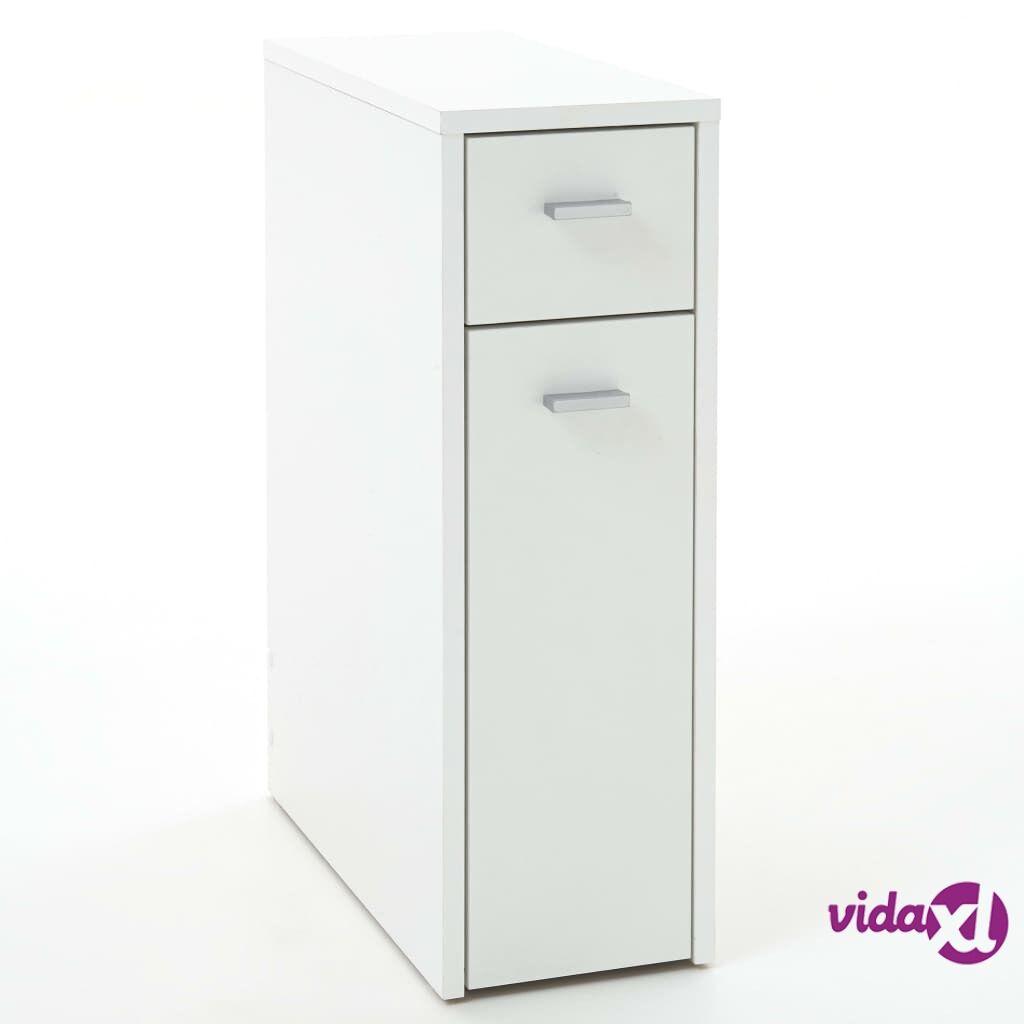 FMD Kaappi 2 vetolaatikkoa 20x45x61 cm valkoinen