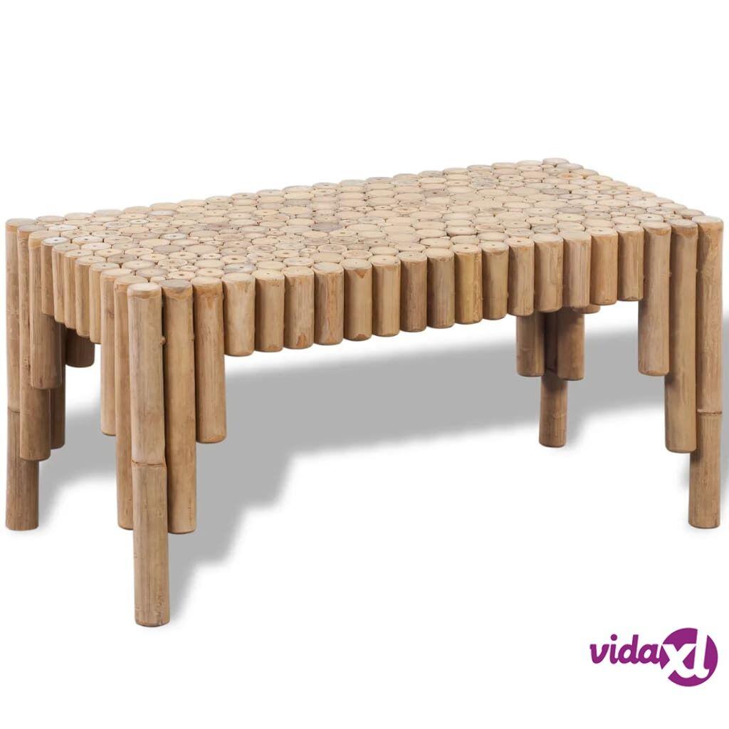 Image of vidaXL Sohvapöytä Bambu