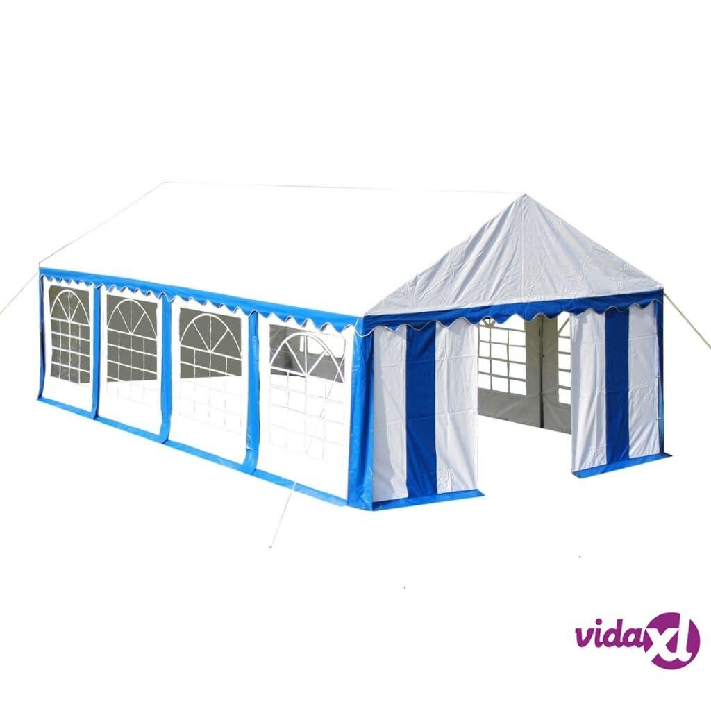 Image of vidaXL Juhlateltta 4 x 8 m sininen