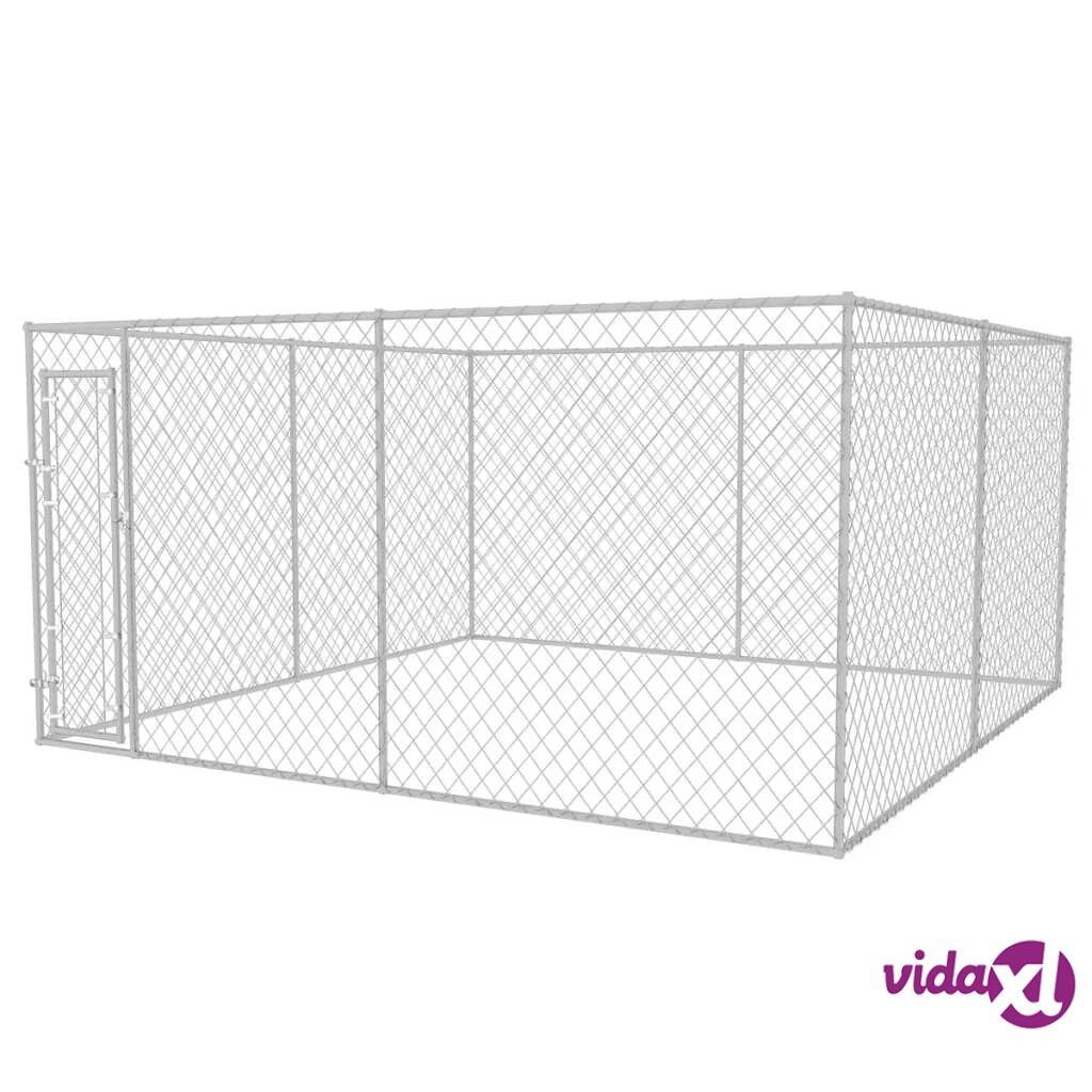 Image of vidaXL Koiran ulkohäkki 4x4 m
