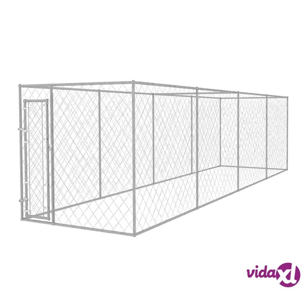 Image of vidaXL Koiran ulkohäkki 8x2 m