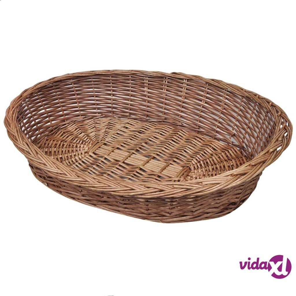 Image of vidaXL Koiran Kori/Peti 90 cm Luonnon Paju