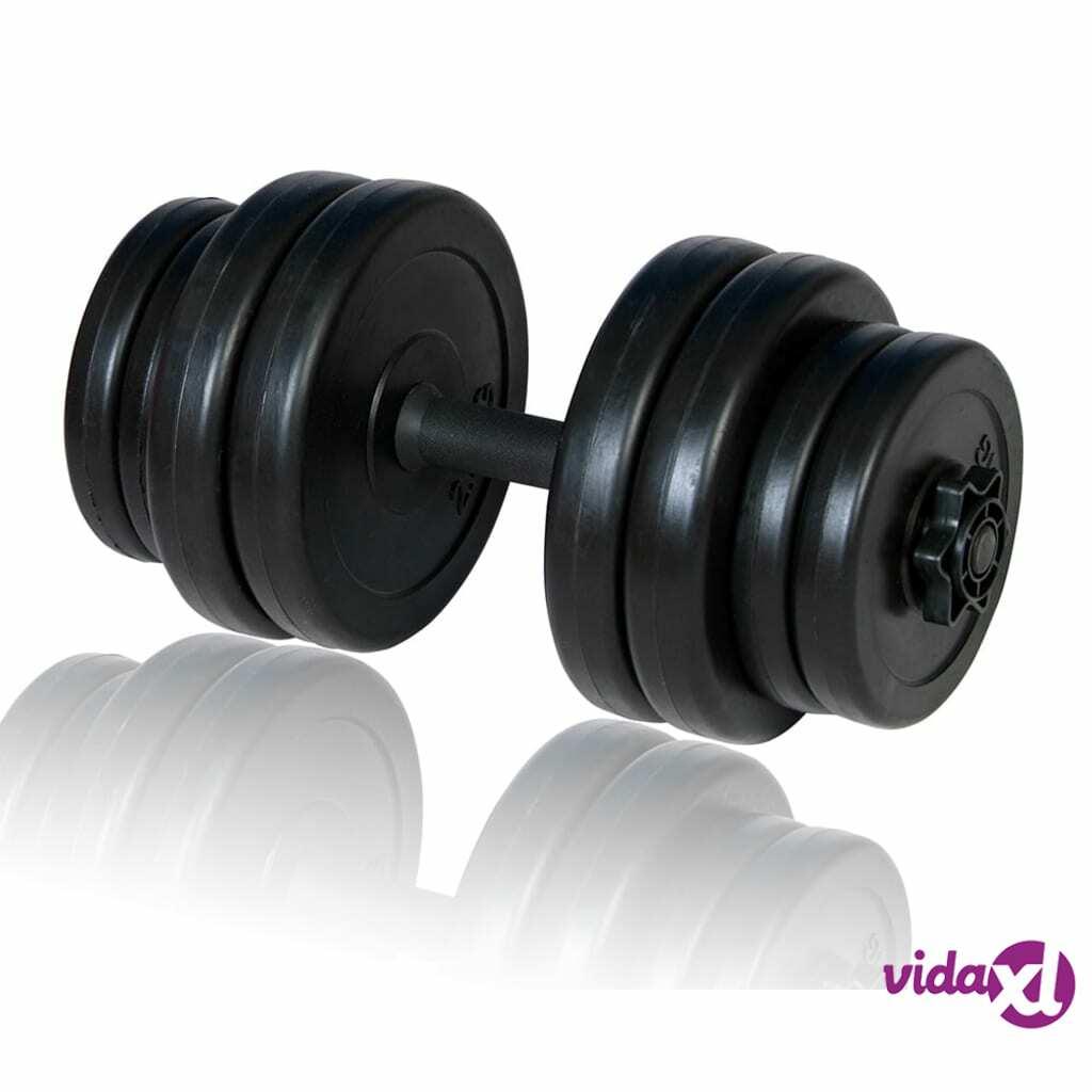 Image of vidaXL Käsipaino 15 kg