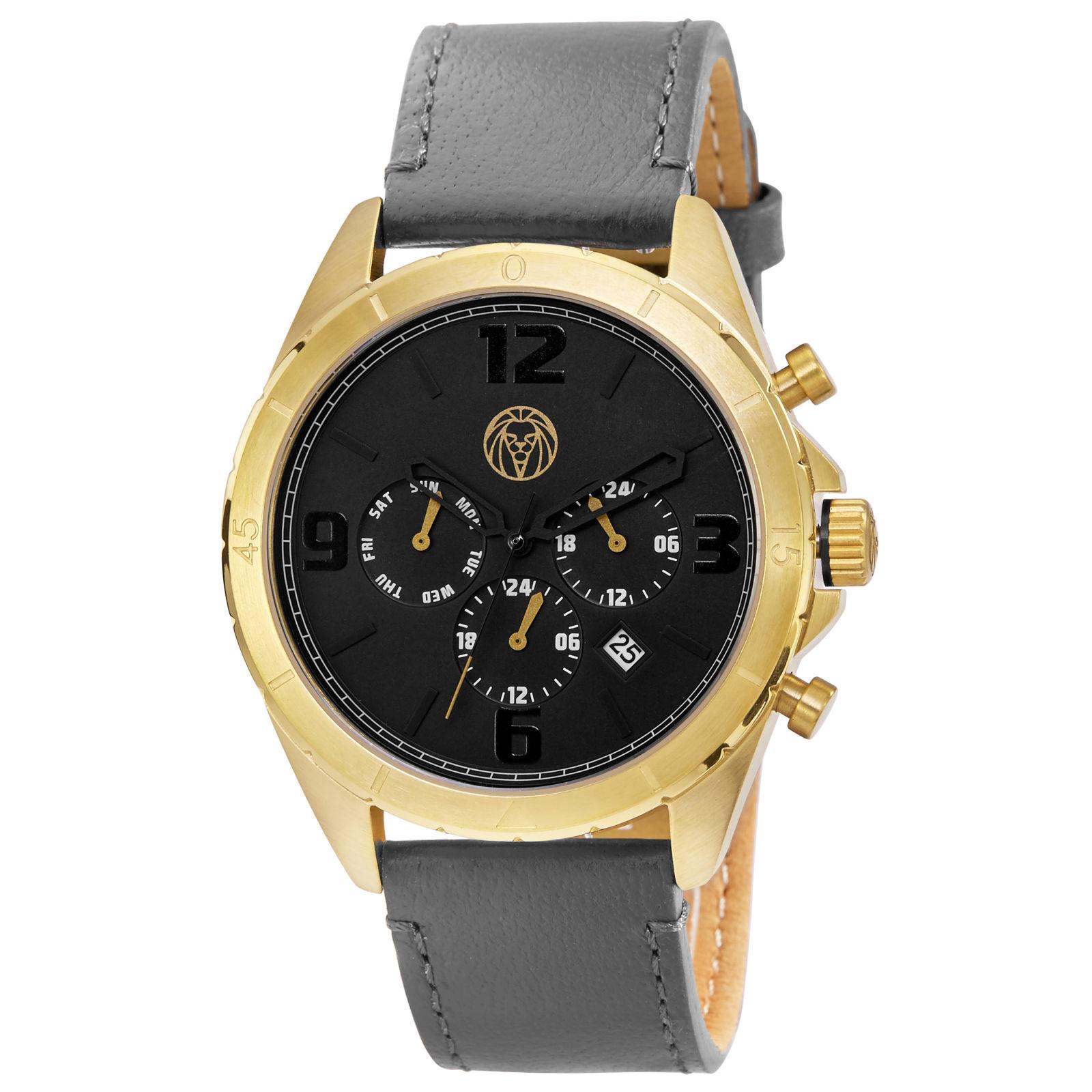 Lucleon Harmaa Rover Alton -kello