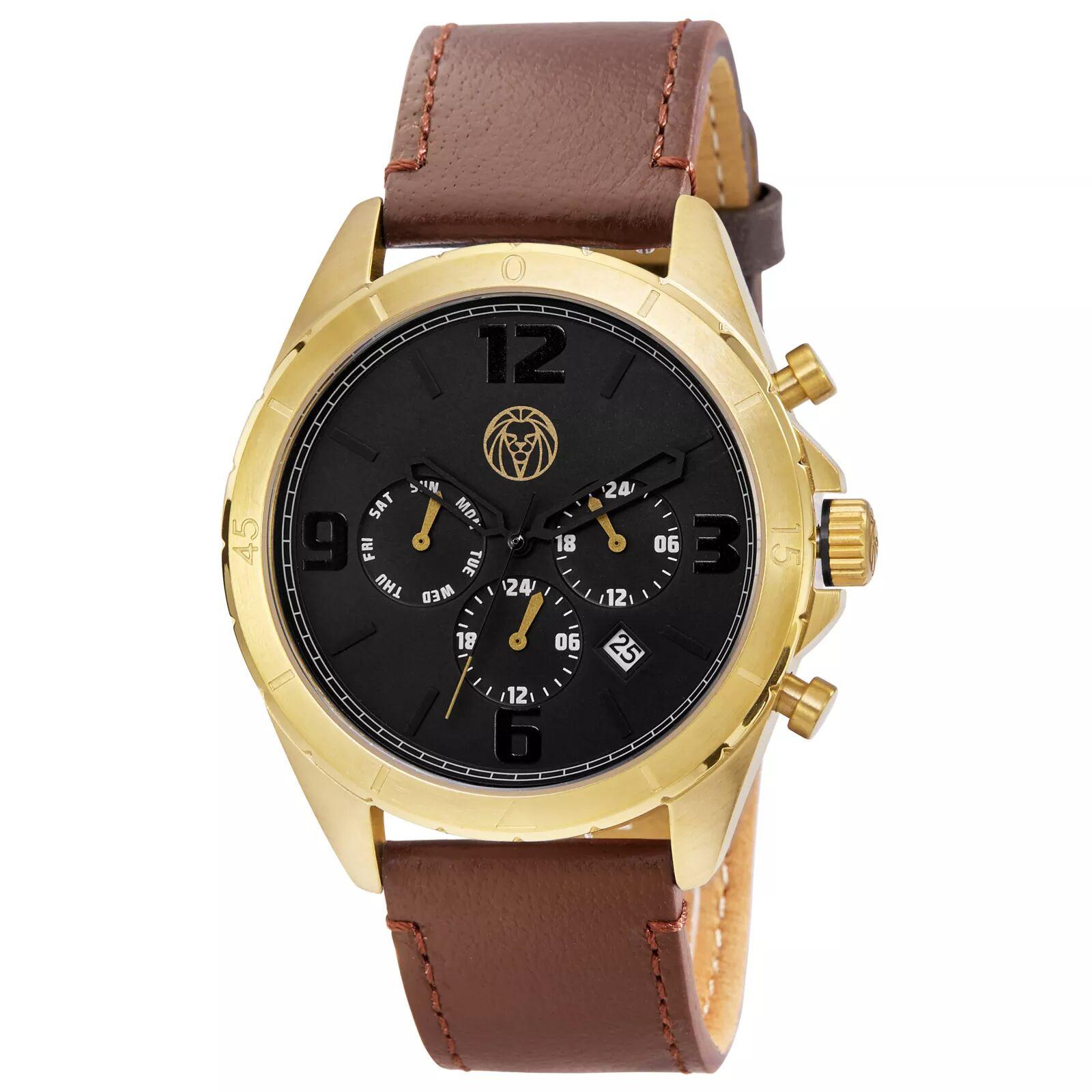 Lucleon Kellanruskea Rover Alton -kello
