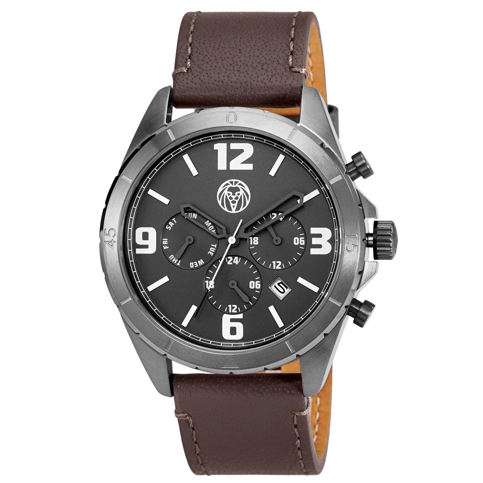 Lucleon Ruskea Ranger Alton -kello