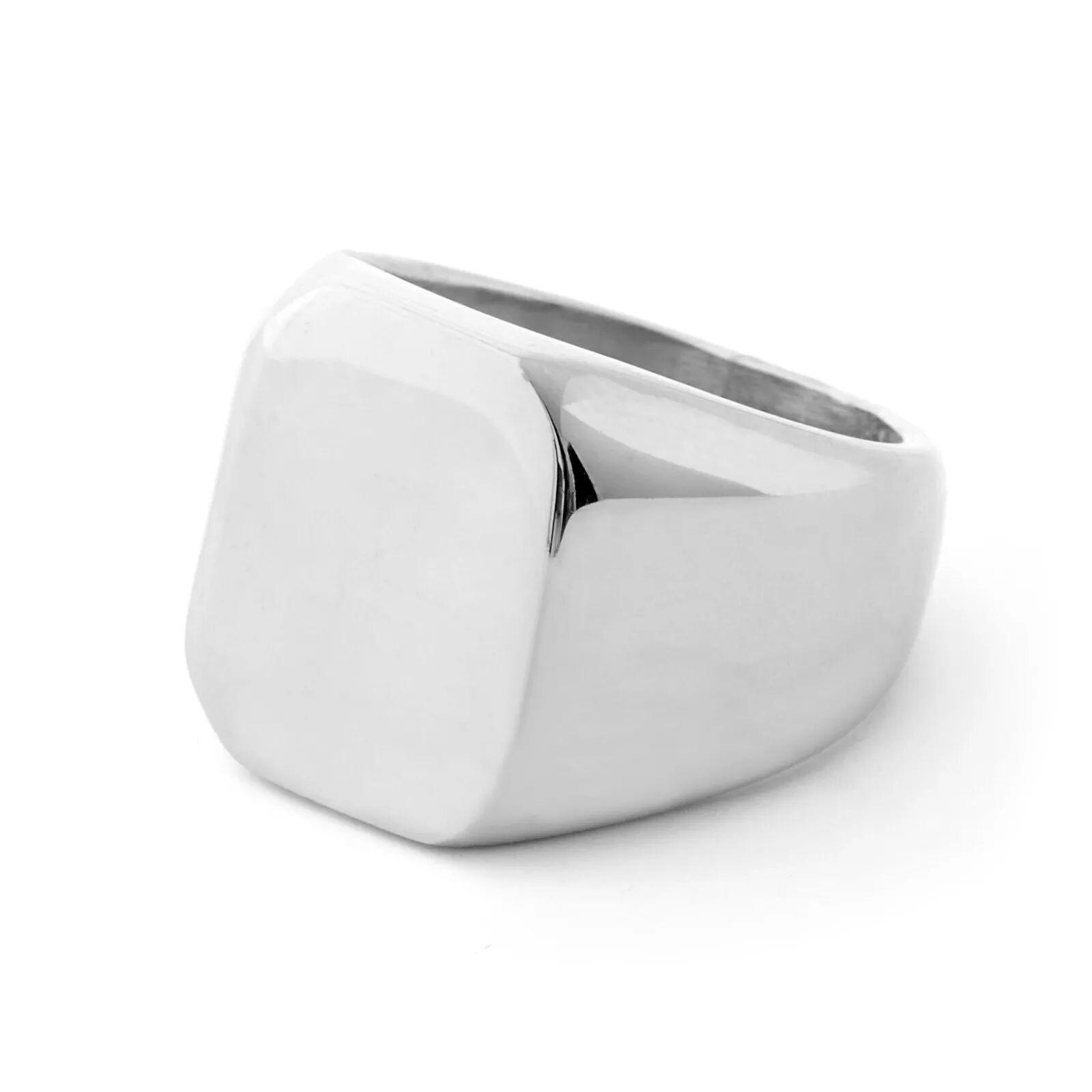 Lucleon Teräksinen Liam-sormus