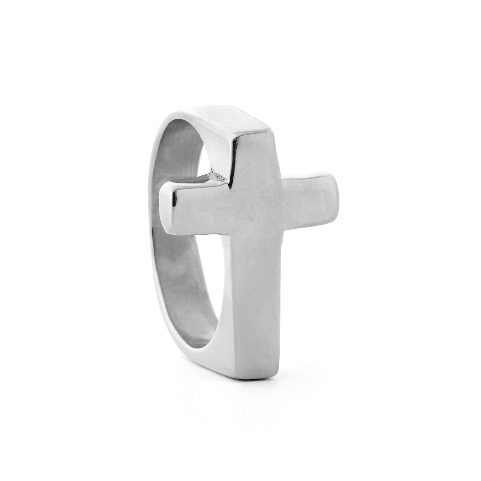 Lucleon Teräksinen Jayden-sormus