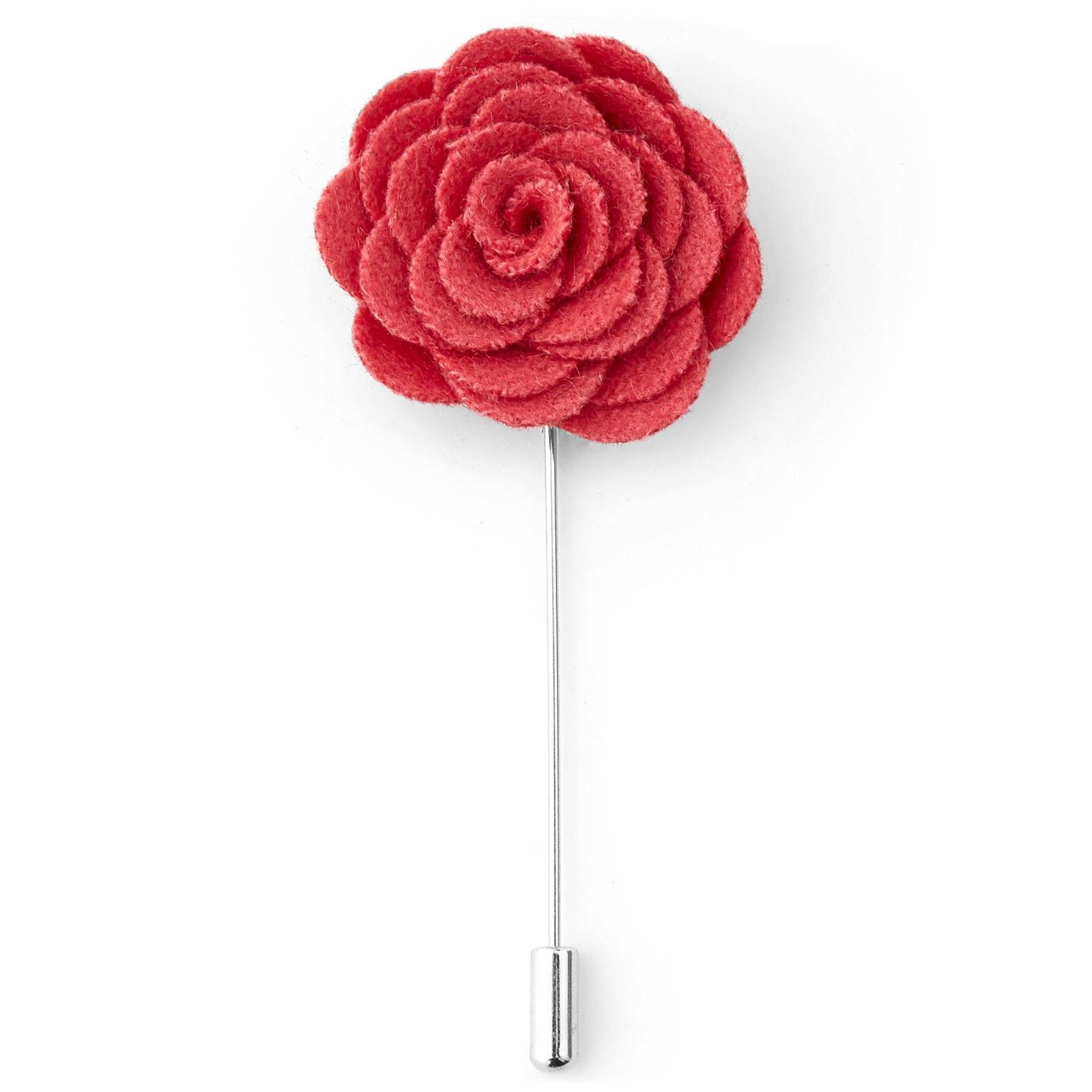 Warren Asher Punainen ruusu -rintaneula
