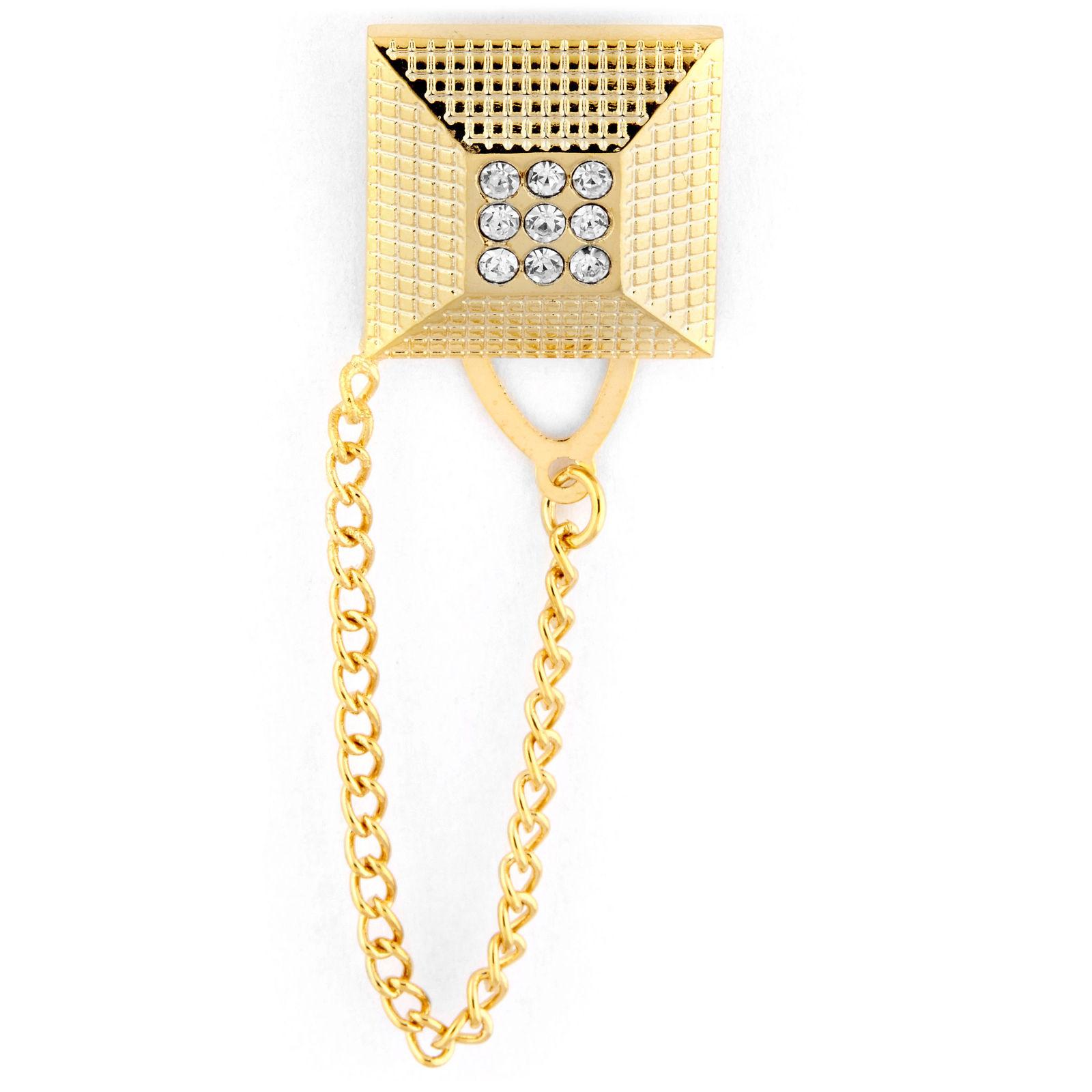 Warren Asher Kulta ja timantti -rintaneula