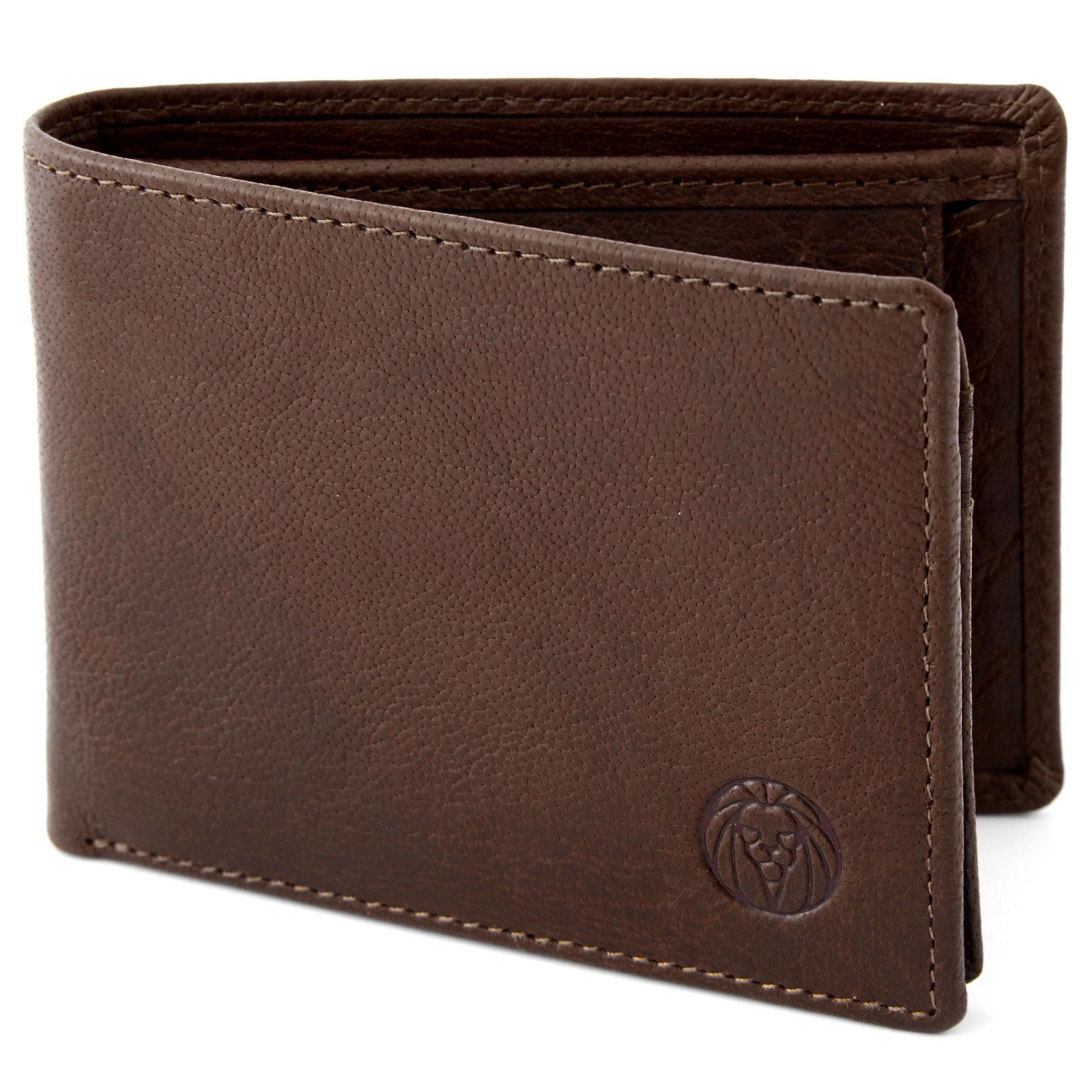 Lucleon Ruskea California-lompakko