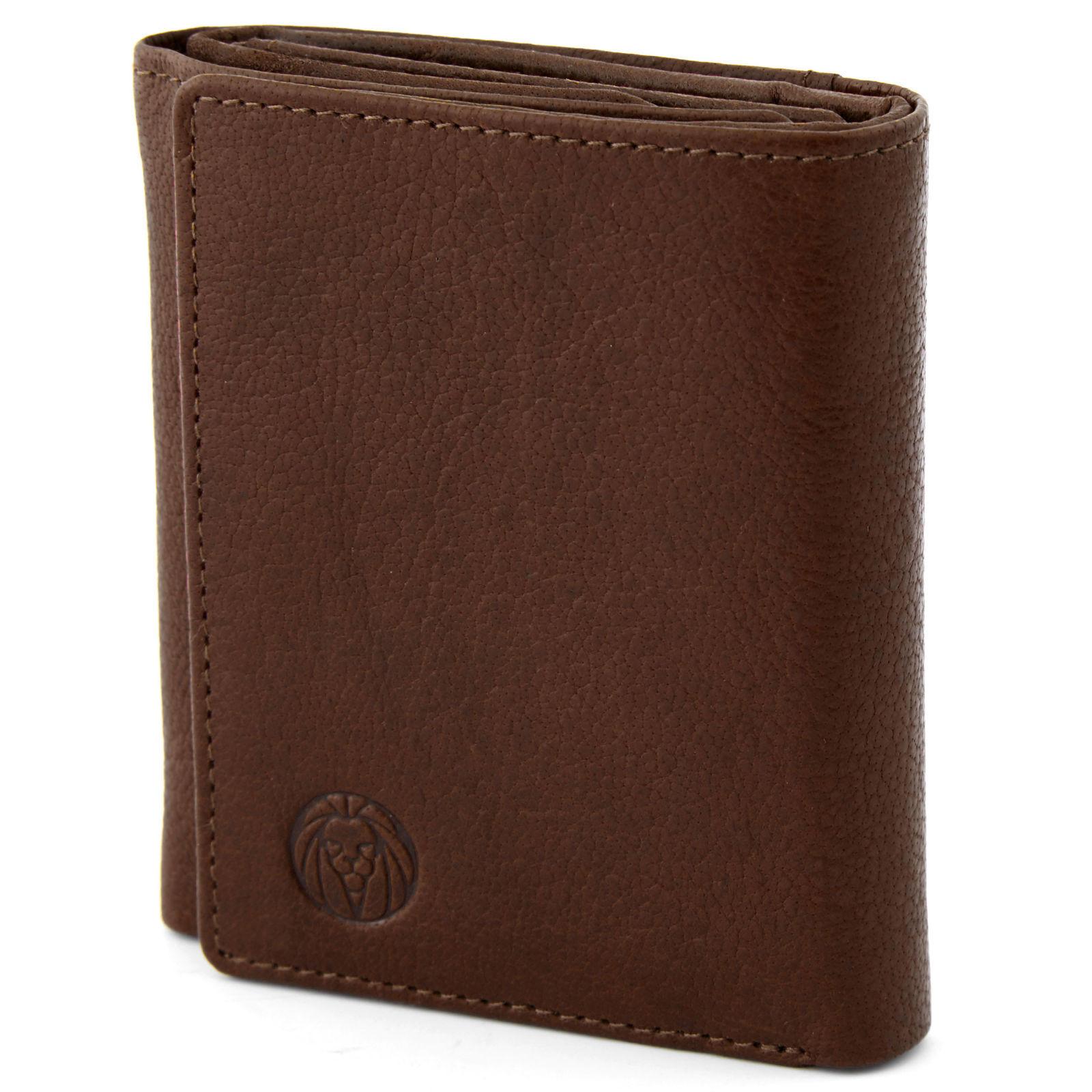 Lucleon Ruskea California Wrap -lompakko