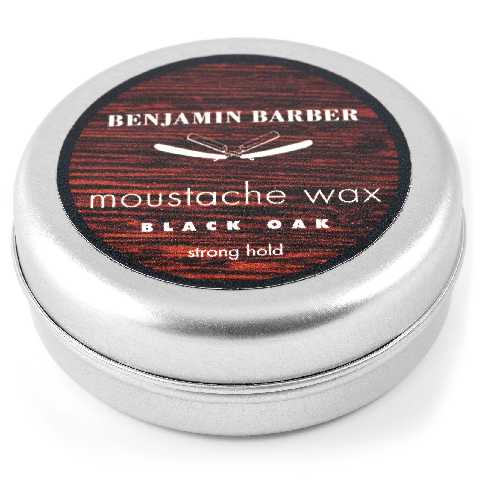 Benjamin Barber Black Oak Viiksivaha