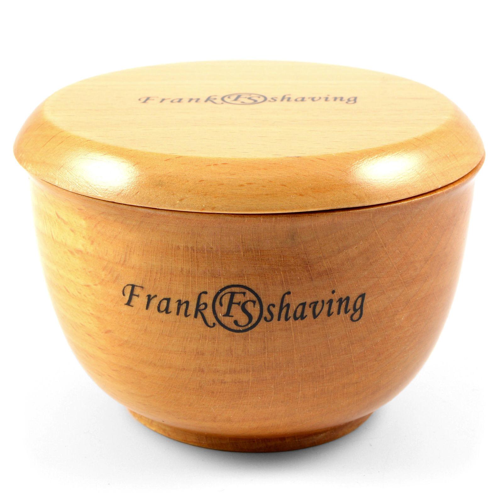 Frank Shaving Keskikokoinen Saippuakulho Pyökkiä