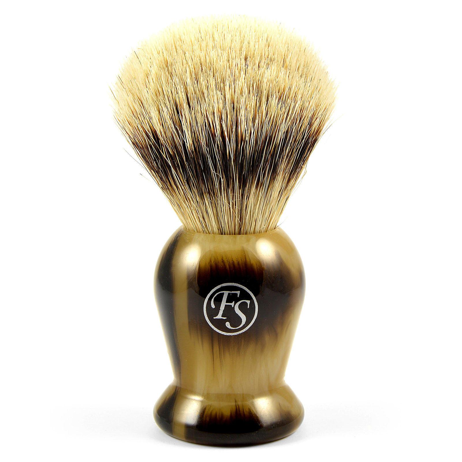 Frank Shaving Thorip Sarvikuvioinen Silvertip Partasuti