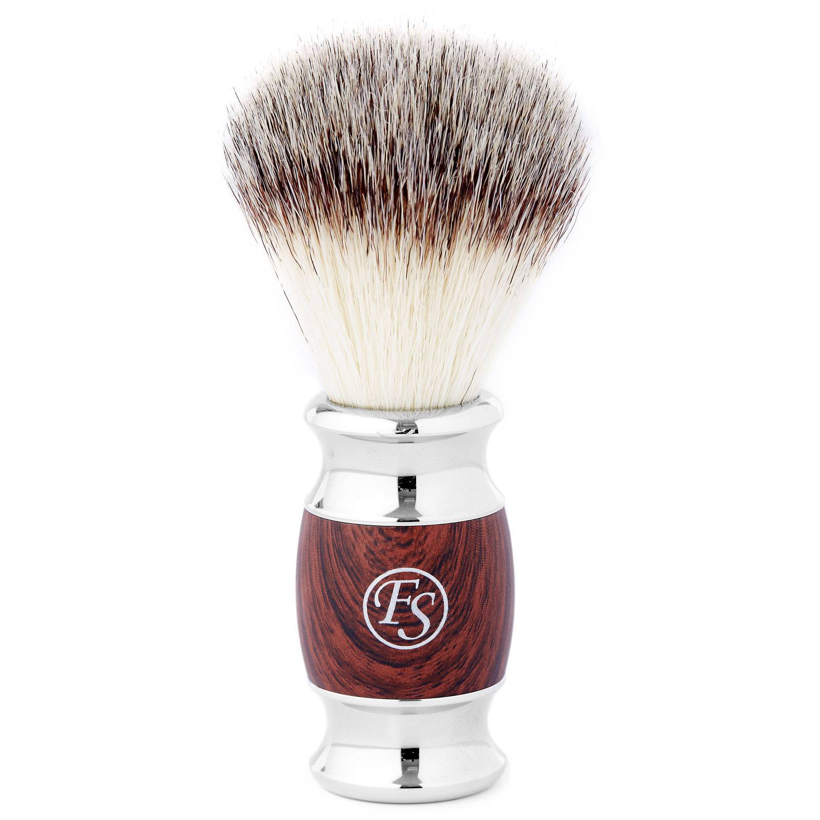 Frank Shaving Ruusupuinen synteettinen partasuti