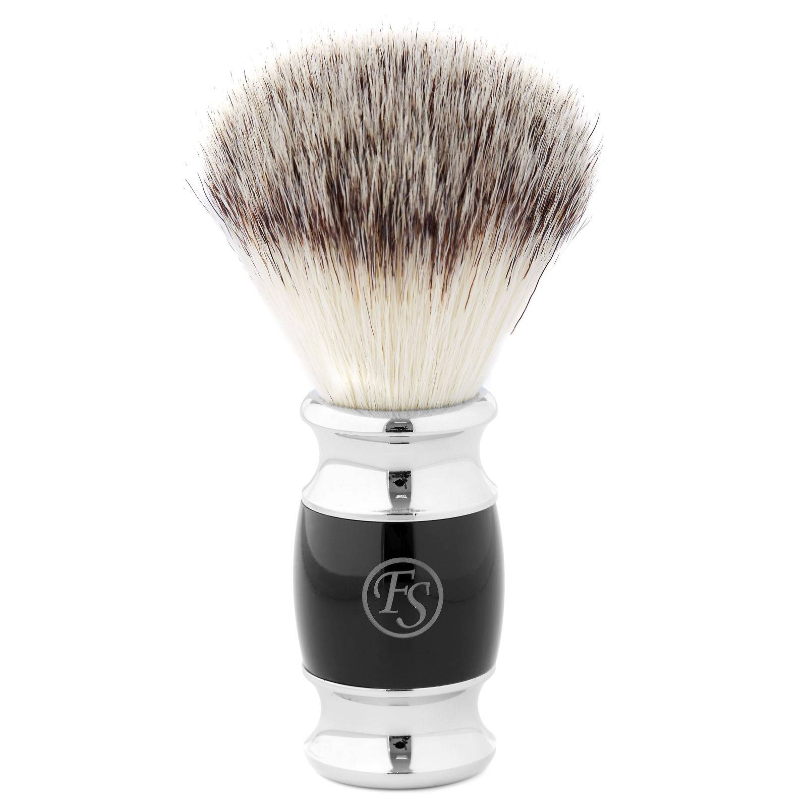 Frank Shaving Musta synteettinen Modena partasuti