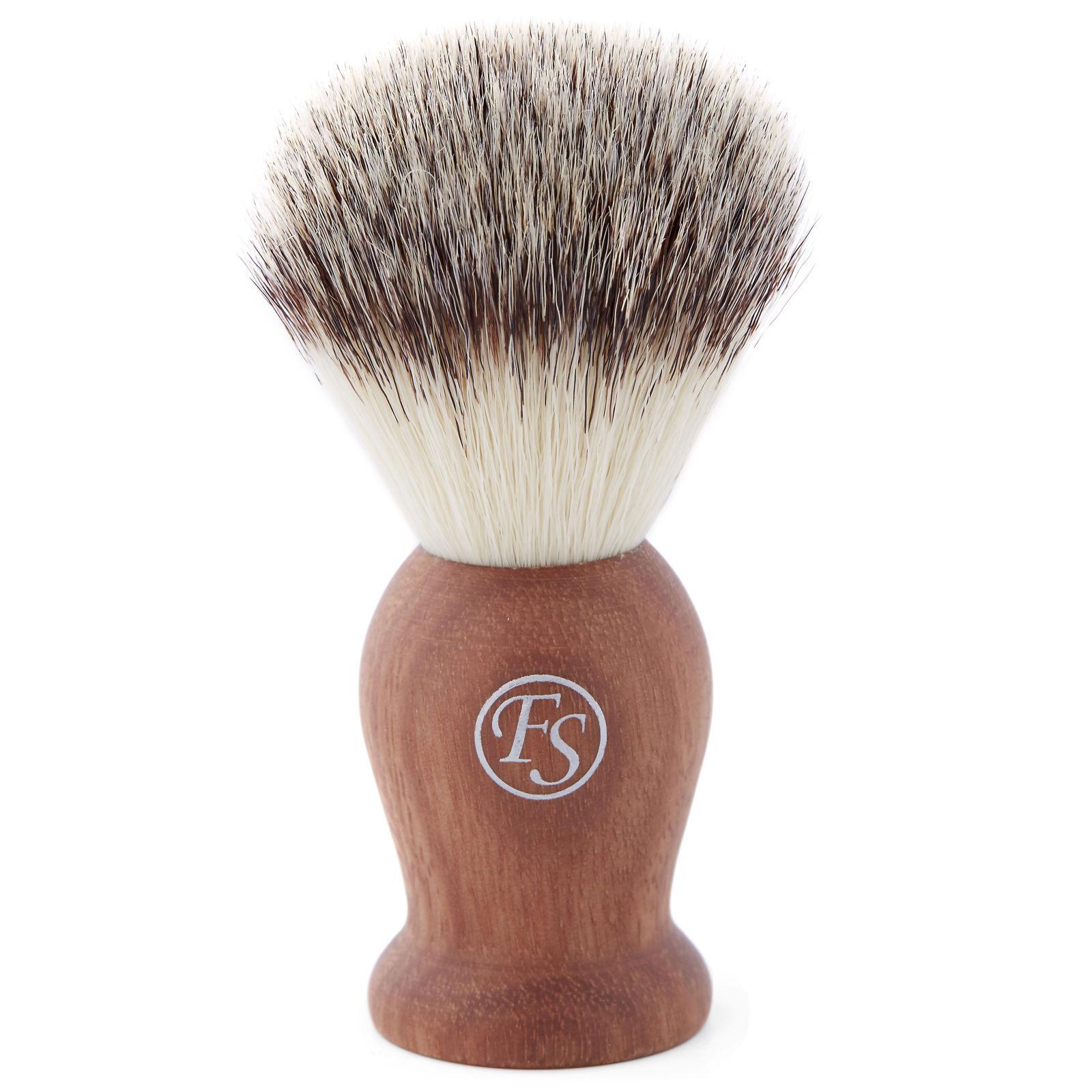 Frank Shaving Punainen synteettinen partasuti