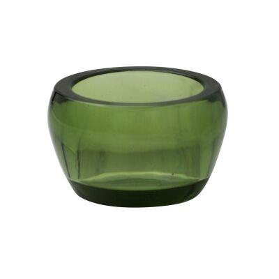 Skultuna Kin kynttilälyhty no 2, vihreä