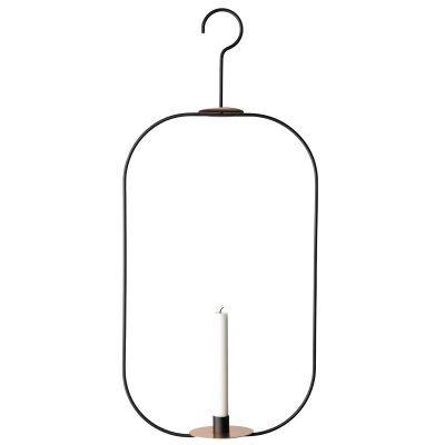 Design: Kristina Stark. Hank Vertikal kynttiläkruunu