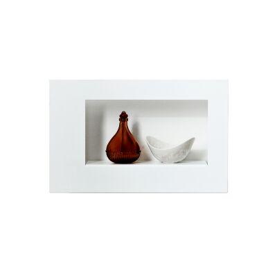Scandinavian Design Factory Frame Wide taulunkehys, valkoinen