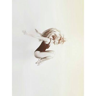 Selected by Walnutstreet Ballerina on White juliste, 50x70