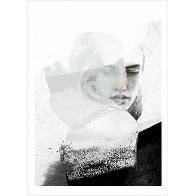 Anna Bülow A quiet reminder juliste 50x70