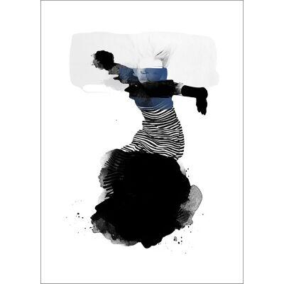Anna Bülow Catch a glimpse juliste 50x70