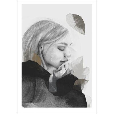 Anna Bülow Dreamer in black juliste