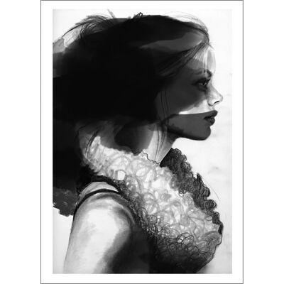 Anna Bülow Face 2 juliste 50x70