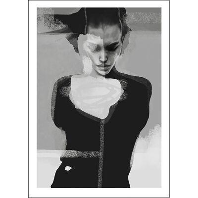 Anna Bülow Implode juliste 50x70