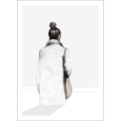 Anna Bülow In a distance juliste 50x70