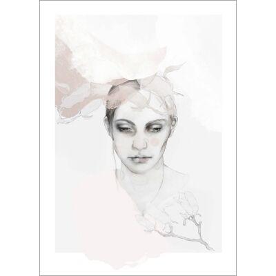 Anna Bülow Magnolia juliste 50x70