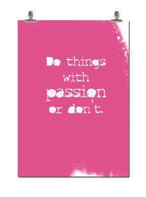 Wallstuff Passion juliste