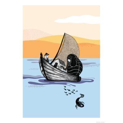 Mini Empire The Boat juliste