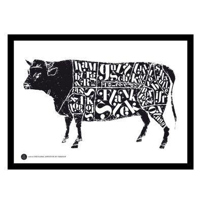TGIOC Cow juliste