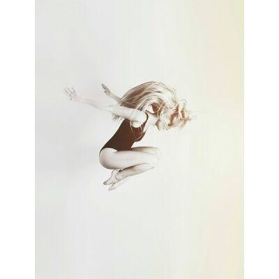Selected by Walnutstreet Ballerina on White juliste, 30x40