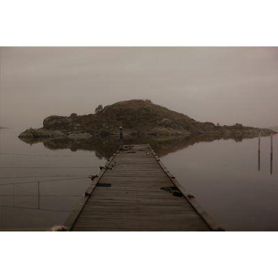 Kajsa Cramer Home The Island juliste