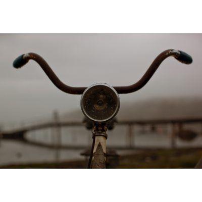 Kajsa Cramer Home Old Bike juliste