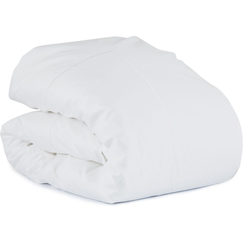 Mille Notti-Nuvola Duvet Cover 220x220 cm, White